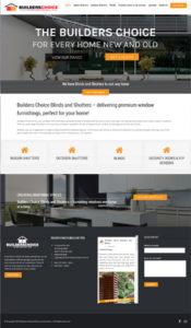 Builders Choice Shutters