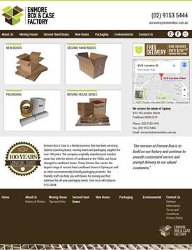 Enmore Box & Case - LloydWeb Portfolio Therese Lloyd