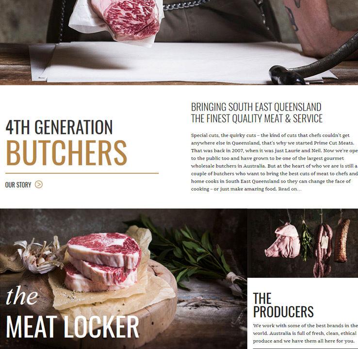 Prime Cut Meats - LloydWeb Portfolio Therese Lloyd