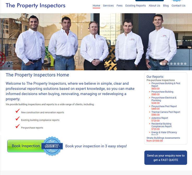 The Property Inspectors